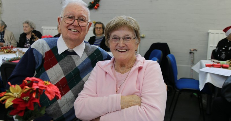 Food, Fun and Festivities at the 9th annual Jubilee Centre Christmas Party