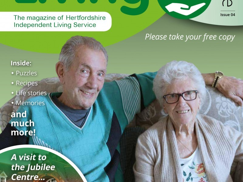 Out Now - Independent Living Magazine: Issue 4